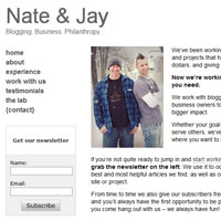 Nate & Jay Consulting